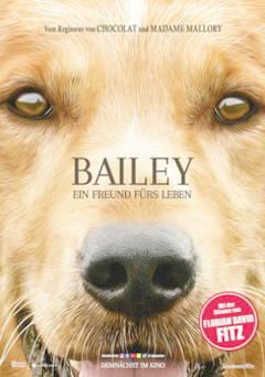 Kino Buckow Bailey Ein Freund Fürs Leben 16032017